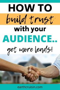 how to bild trust and get more leads