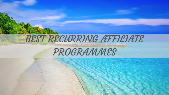 RECURRING AFFILIATE PROGRAMMES