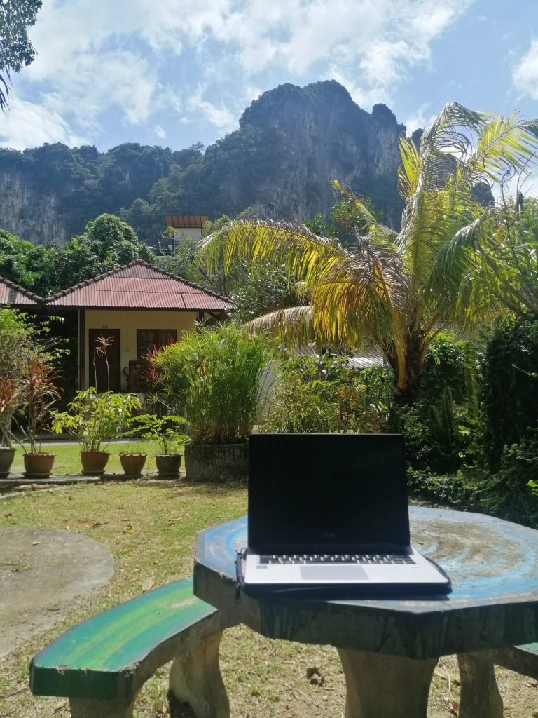 work from anywhere