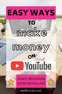 make money affiliate marketing on YouTube