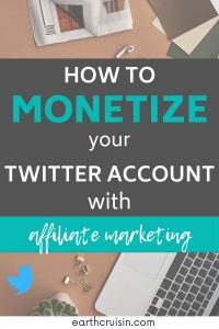 using twitter for affiliate marketing