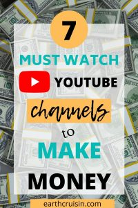 youtube channels to make money