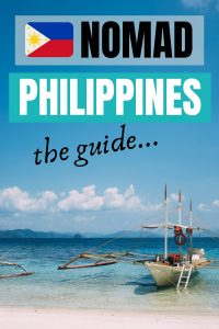nomad philippines the guide