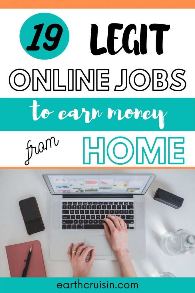 online jobs to earn money