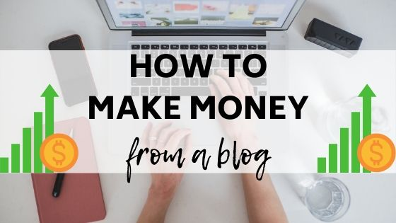 How to Make Money with a Blog – 15 Ways to Rake in the Cash