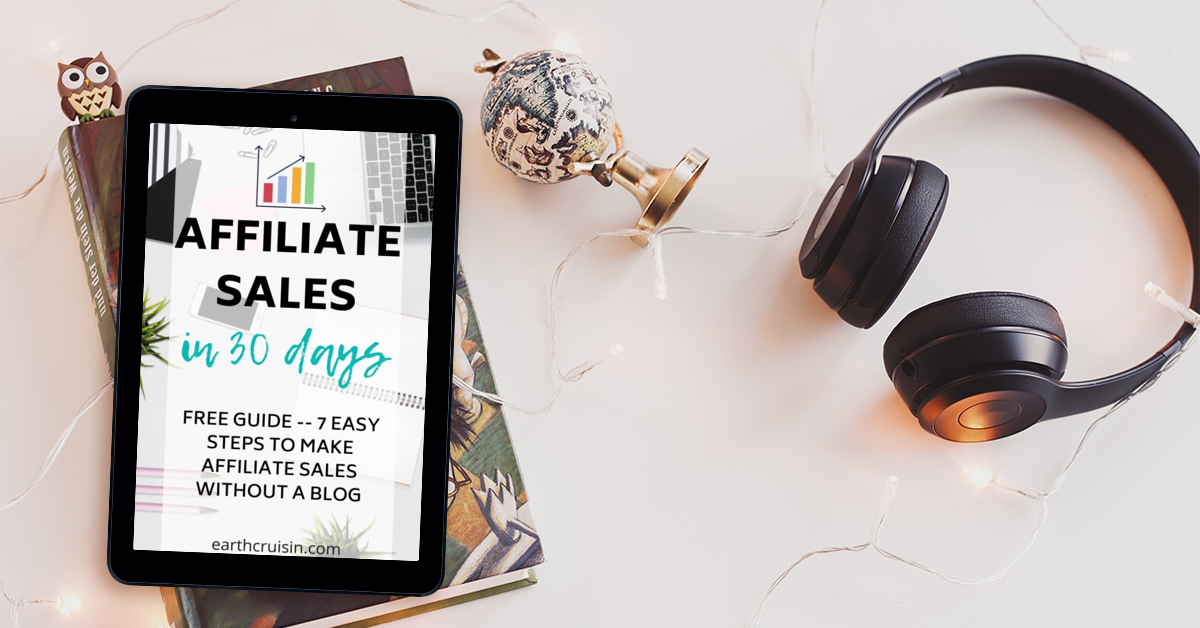 affiliate sales in 30 days free ebook