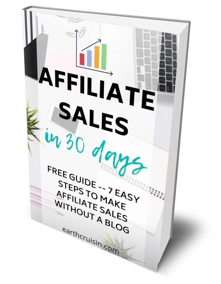 affiliate sales in 30 days