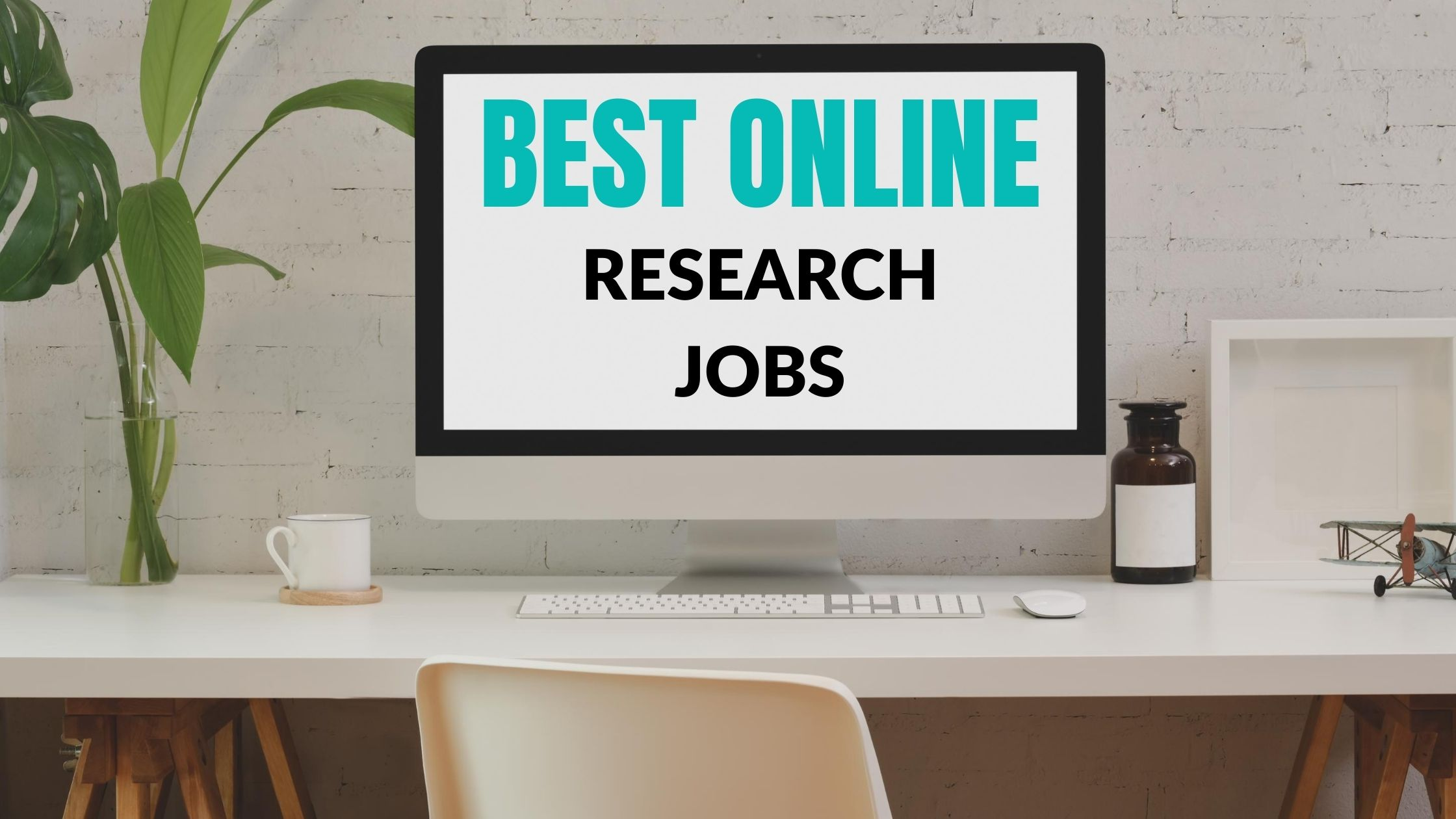 BEST ONLINE RESEARCH JOBS